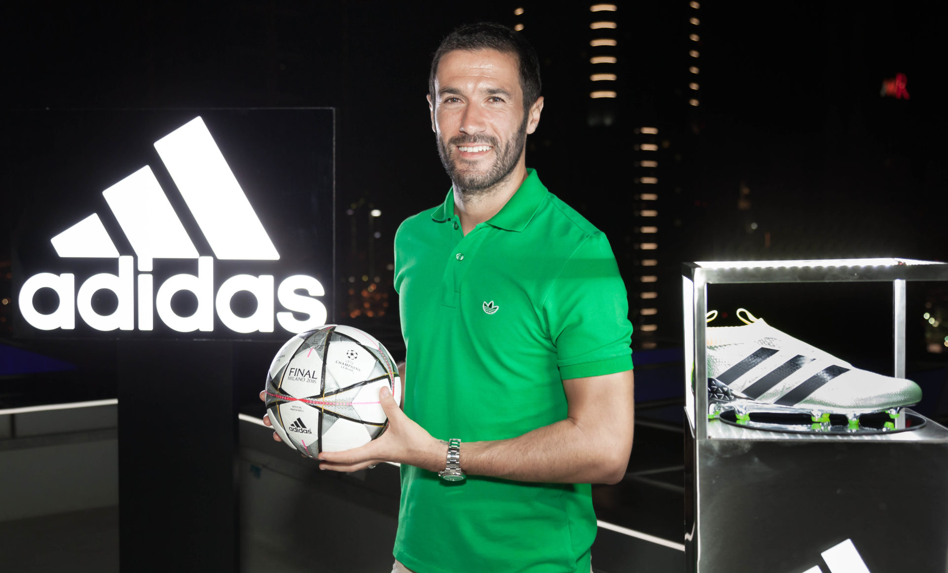 Mercury Pack Launch adidas | Dcontract agency